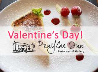 Valentines Day at the penycae inn swansea